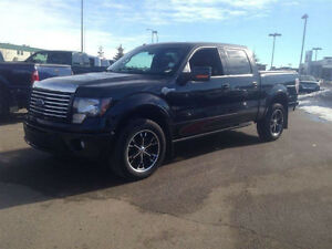 2010 Harley Davidson F-150 SuperCrew Lariat - Full Load