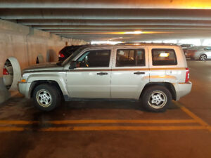 2009 Jeep Patriot SUV, Crossover