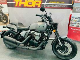 Bullit Motorcycles V BOB 250cc CUSTOM V TWIN BRAND NEW MODEL £3799