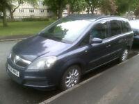 Vauxhall/Opel Zafira 1.6i 16v ( a/c ) 2006 Life