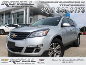 2017 Chevrolet Traverse 2LT  MSRP$51710 * 0% UP TO 84 MONTHS