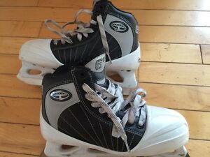 Goalie Skates Size 6 CCM  Price Reduced