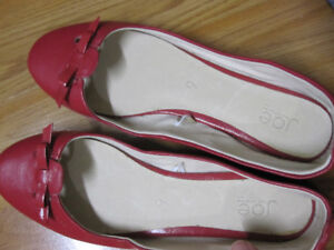 Joe Fresh Flats  size 9
