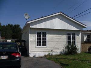 New Price! Great fixer upper home in Bishop's Falls!