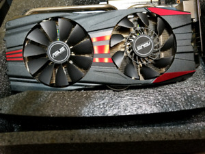 Asus DC2T R9 280X video cards for sale