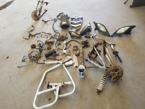 Yamaha 660 raptor parts