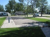 COUNTRY LANE ESTATES RV LOT # 260