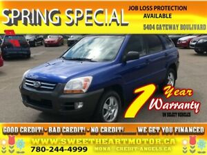 2006 Kia Sportage 4dr I4 FWD *PLUS   1 YEAR FREE  WARRANTY