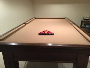 Table de Snooker Antique