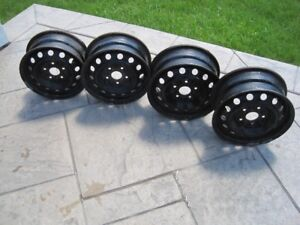 4 Pack RIMS - Bolt Pattern 5 on 4 1/2''