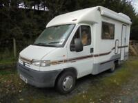AUTOCRUISE STARFIRE, 2 BERTH, COMPACT, LOW MILEAGE, 2 SINGLE BEDS