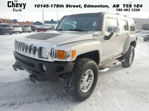 2006 Hummer H3 4WD  Power Heated Leather Seats