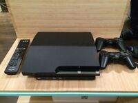 Vends kit complet Sony PS3 Slim 120Go + accessoires