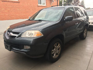 2005 Acura MDX SUV, Crossover NO ACCIDENT