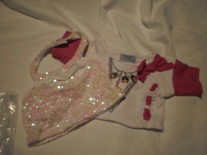 Build a Bear clothing/ shoes/ outfits/ $5 per picture $30 all London Ontario image 7