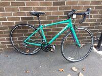 Trek Lexa road bike. 50cm frame. Covered 100 miles.