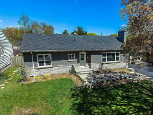 GORGEOUS 3+1 BED DETACHED HOME IN SOUTH BURLINGTON FOR RENT