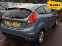 2009 FORD FIESTA 1.4 TDCi Style + 3dr