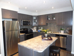 Brand New Semi-Detached House For Rent In Kitchener