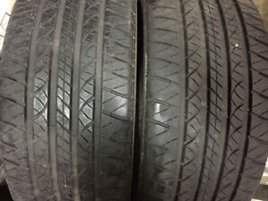 Two Kelly Edge 225 45 R18 tires, perfect condition, 90% tread!!