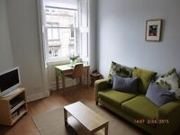 Edinburgh Festival Let - Newly renovated one bedroom short term flat close to city center