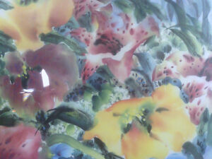 Gorgeous Original Painting by Aliana Au North Shore Greater Vancouver Area image 3