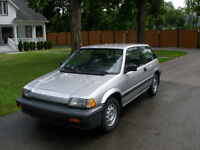 1986 Honda Civic dx Autre