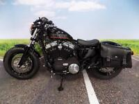 Harley Davidson Forty Eight XL 1200 X 2014