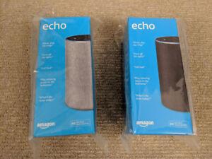 Amazon Echo 2nd Generation (latest)  Brand New, Sealed