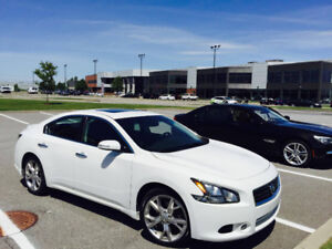2012 Nissan Maxima SV Fully Loaded With Low Milage