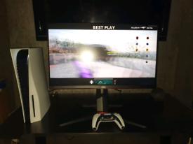 AOC Gaming 24G2U -24 Inch FHD Monitor, 144Hz, 1ms, IPS, AMD Freesync
