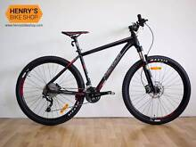 Merida Big Seven 500 18.5in Black - Mountain Bicycle Wanneroo Wanneroo Area Preview