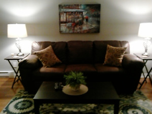 GREAT DOWNTOWN LOCATION. FURNISHED AND EQUIPPED CONDO.