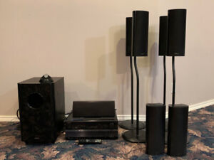 Onkyo surround sound system