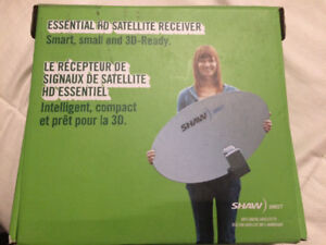 SHAW HD RECEIVER FOR SALE
