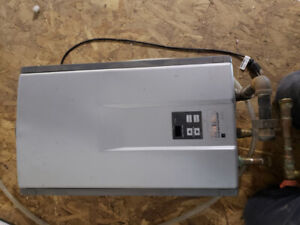 Direct-Vent Automatic instantaneous water heater Natural Gas