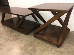 Coffee Table / Side Table SET  -  Delivery