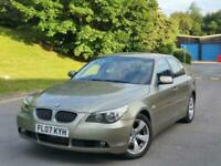 2007 BMW 5 Series 530d SE [231] 4dr Auto *** 1 FORMER KEEPER - S/H - DELIVERY AV
