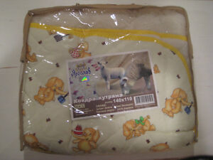 New Sheep Wool Baby Blanket Oakville / Halton Region Toronto (GTA) image 1