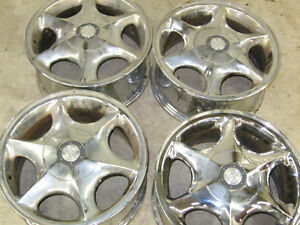 15 an16 inch rims for sale Chev Toyota  6 bolt