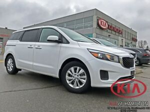 2019 Kia Sedona LX | Amazing Condition | Huge Storage Area