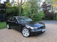 BMW 730D 3.0TD SE Auto 2006 - 231 BHP - 134K MILES - FSH - MINT CONDITION
