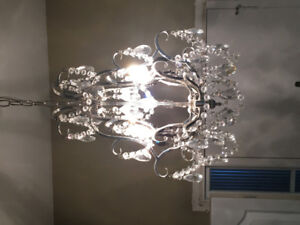 Almost new ceiling light