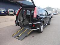 Wheelchair Accessible Nissan X-Trail 2.5i auto Aventura