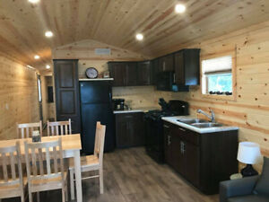 Cabin for rent  May 27- June 27 for only $500,-  a week plus tax
