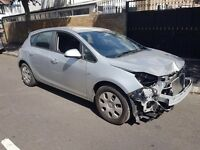 2010 VAUXHALL ASTRA 1.3 DIESEL ECOFLEX LIGHT DAMAGE SALVAGE REPAIRABLE CAT D