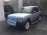 2006 56 LAND ROVER DISCOVERY 2.7 3 TDV6 SE 5D 188 BHP DIESEL