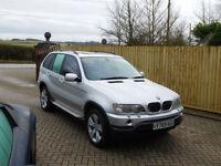 2001 BMW X5 4.4 i V8 Auto