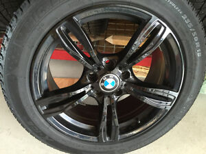 Michelin X Ice snows and BMW wheels for X3 (New Price)