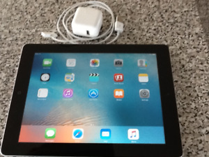 APPLE IPAD 2, with CHARGER, LOOKS & WORKS LIKE NEW,-$140